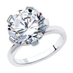 Inel de logodnă din argint SOKOLOV art 94013153